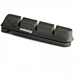 pattini flashpro original black per shimano sram SwissStop