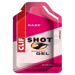 CLIF BAR shot gel Lampone