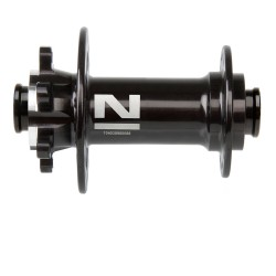 Novatec mozzo MTB Disc Superlight anteriore 4in1 32-fori per perno passante da 15 mm